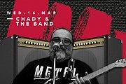 Chady & The Band @ Junkyard Beirut