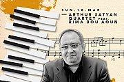 Arthur Satyan Quartet Feat Rima Bou Aoun @ Junkyard Beirut