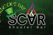 St Patrick's day at Scar Shooter Bar