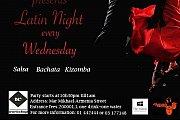 Wednesday Latin night at Workshop