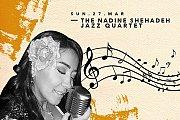 The Nadine Shehadeh Jazz Quartet at Junkyard Beirut