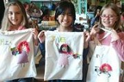 Kids Workshop: Personalize a Tote Bag