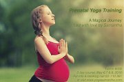 30 hr Prenatal Yoga Training