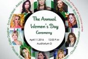 Annual Women's Day Ceremony and book signing by Hadi Mourad