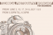 Technical Photography Workshop for Beginners