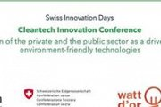 Cleantech Innovation Conference (Swiss Innovation Days)