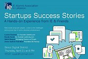 Startups Success Stories: A Hands-on Experience from IE & Friends