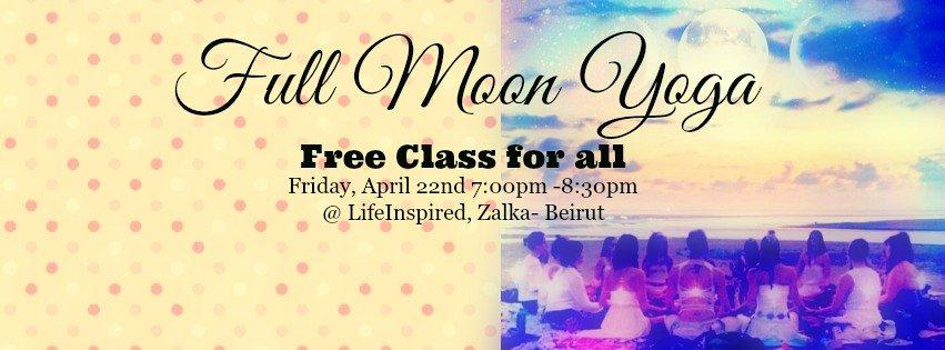 Full moon yoga free class lebtivity m4hsunfo