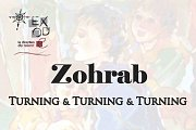 Turning & Turning & Turning I Solo Exhibition by Zohrab