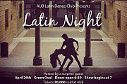 AUB Latin Night