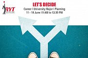 Let's Decide | Career Counselling