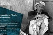 Poverty, Inequality and Social Protection in Lebanon