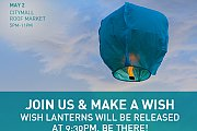 Rooftop Lantern Release with Himaya during Citymall Rooftop Market!