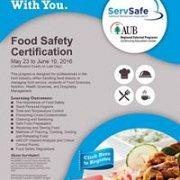 Food Safety Certification Program « Lebtivity