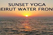 Sunset Yoga with Serene at Beirut Water Front