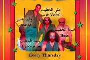 Al Moukhadi3oun Live @ Pub 101