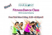Fitness Dance: Free Trial!!