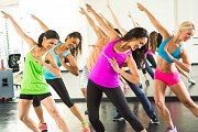 Fitness Dance Class at Harmony