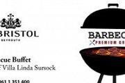 Barbecue Buffet at the Garden of Villa Linda Sursock