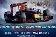 Red Bull F1 Showrun Beirut