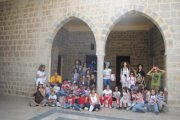 Vers Rachaya, au pied du Mont Hermon avec Neo Kids
