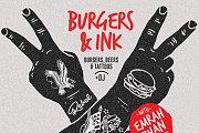 Burgers & Ink