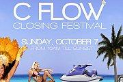 C FLOW Closing Festival