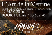 PASTRY COOKING CLASS - LAMINA'S KITCHEN