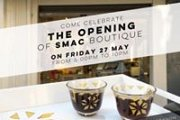 SMAC's OFFICIAL OPENING