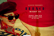 Alecco's French Night III - Live at Smoking Barrels
