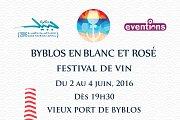 Byblos En Blanc Et Rosé 2016