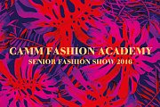 CAMM Fashion Academy - Fashion Show 2016