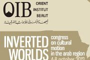 Inverted Worlds - Congress on Cultural Motion in the Arab Region