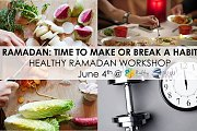 Healthy Ramadan Workshop 2