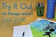 Art therapy session - Try It Out