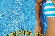 Happy Friday Ladies at Janna Resort