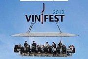 Wine in the Sky by Dinner in the Sky at Vinifest 2012