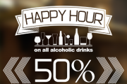 Happy Hour every Hour at Locale