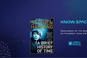 KNOW Books - A brief history of time by Stephen Hawking