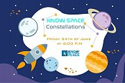 KNOW SPACE - Constellations for Juniors