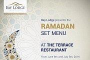 Ramadan Iftar at Bay Lodge