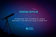 KNOW SPACE - Stargazing trip to Oyoun al simen