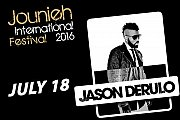 Jason Derulo - Part of Jounieh International Festival 2016