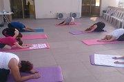Yogalates workshop