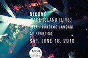 Niconé at Sporting