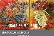 Hrair & Annie Diarbekirian Saade Exhibition