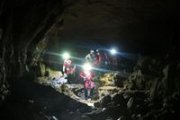 Caving  with Dale Corazon - Lebanon Explorers