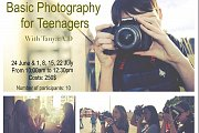 Teenagers Photography course