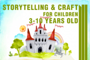 Storytelling and Craft for Childen