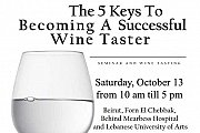 Wine Tasting Training Session‏ by La Maison du Sommelier